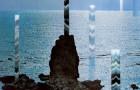 Heinz Mack - Die Stelen im Meer um 1960