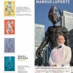 Einladung Markus Lüpertz Vorderseite