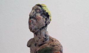 LUE0979-Luepertz-Markus-Odysseus-Skulptur-2014-45er-35x18x20cm