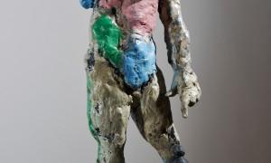 Markus Lüpertz, HŌRA, 2016, Privatbesitz © VG Bild-Kunst Bonn, 2016
