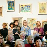 Ausstellungseröffnug in der Galerie Breckner © Foto: Kaspar Achenbach