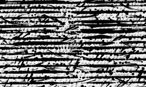 Günther Uecker Optische Partitur Mozart Salzburg Artikelbild