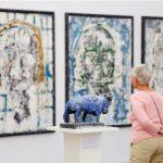 Ausstellung Markus Lüpertz - Mythologisches 4