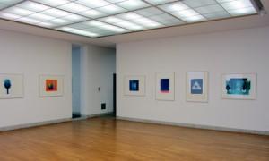 """Ausstellung: Heinz Mack """"Druckgrafik und andere Werke"""", Galerie der Stadt Sindelfingen - Artikelbild"""