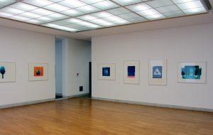 Heinz Mack Ausstellung Sindelfingen