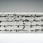 Günther Uecker - Unalphabetische Zeilen-Nobelpreisbibliothek 2012