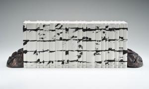 Günther Uecker - Unalphabetische Zeilen-Nobelpreisbibliothek 2012 - Artikelbild
