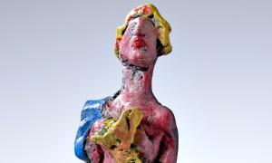 Markus Lüpertz - Skulptur - Fortuna - 2013