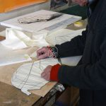 Making Of - Christo - Wrapped Beetle