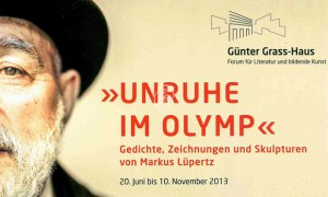 Markus Lüpertz - Unruhe im Olymp - Lübeck - Artikelbild
