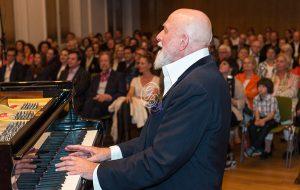 Markus Lüpertz Jazzkonzert