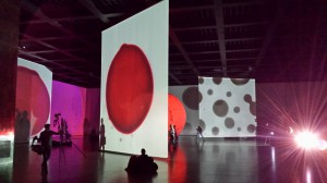 Otto Piene, Proliferation of the Sun, Nationalgalerie 2014