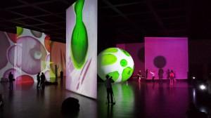 Otto Piene, Proliferation of the Sun, Nationalgalerie 2014