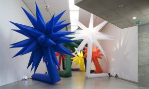 Otto Piene, Inflatables