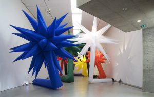 Otto Piene, Inflatables