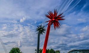 Sky Event - Otto Piene © Galerie Breckner GmbH Düsseldorf