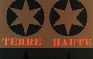 Robert Indiana: Terre Haute, Siebdruck