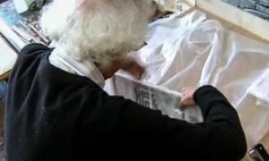 Christo wrapped BILD
