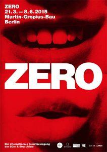 ZERO - Ausstellung im Martin Gropius Bau Berlin