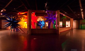 Otto Piene: RAINBOW, Inflatables. Photo by Mahnaz Sahaf
