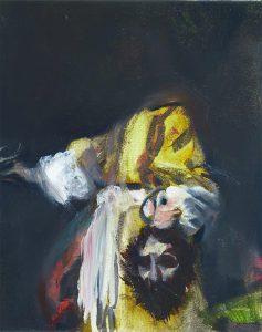 Allori - Judith mit dem Kopf des Holofernes 2013. Junior Toscanelli - Malerei Lexikon © Galerie Till Breckner - Foto Lucie Ella photography 2014