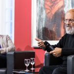 "Vernissage der Ausstellung ""Jim Dine – the landscape of everything"""