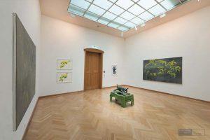 Ausstellungsimpressionen Julian Khol, Herbert Brandl, Osthaus Museum Hagen (c) G. Coscia