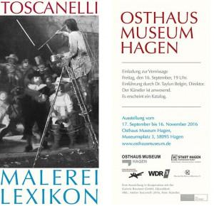 Einladung Junior Toscanelli-Osthaus Museum Hagen