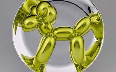 Jeff Koons: Balloon Dog