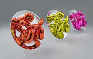 Jeff Koons: Balloon Dogs