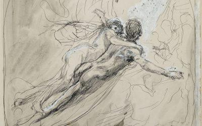 Max klinger Zeichnung