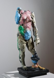 Markus Lüpertz, Hora, 2016, Galerie Till Breckner