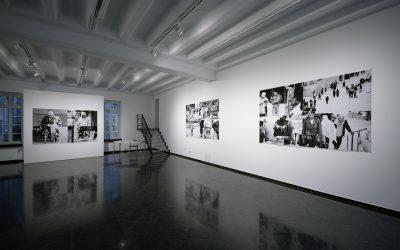 Installationsansicht der Ausstellung KLAUS METTIG – OHNE TITEL in der Galerie Breckner, Altestadt 6, Düsseldorf © Klaus Mettig, VG Bild-Kunst; Foto: © Klaus Mettig, VG Bild-Kunst