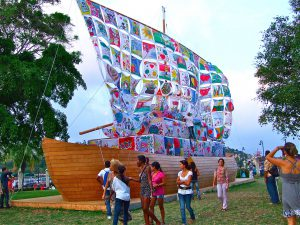 The Ship of Tolerance, Havanna (Kuba), 2012 © Kabakov