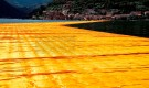 Christo & Jeanne-Claude – The Floating Piers – Limitierte Fotografien von Wolfgang Volz