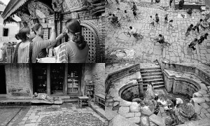 Klaus Mettig Kathmandu #1, 2005/2017 Archival Inkjet Print 160 x 243 cm © Klaus Mettig, VG Bild-Kunst