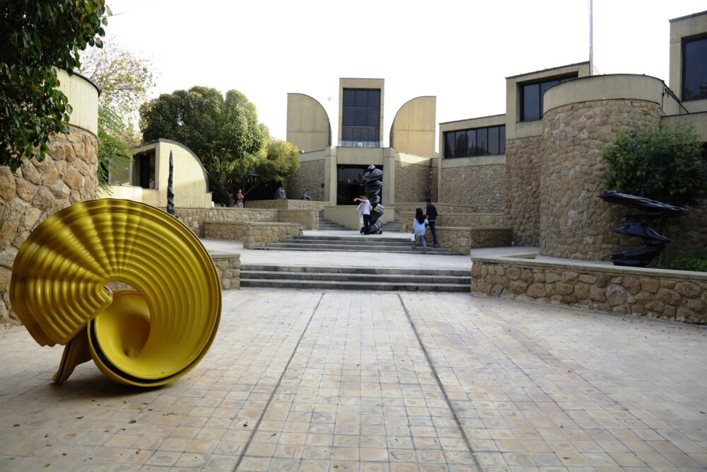 Tehran Cragg Tony Tmoca Exhibition