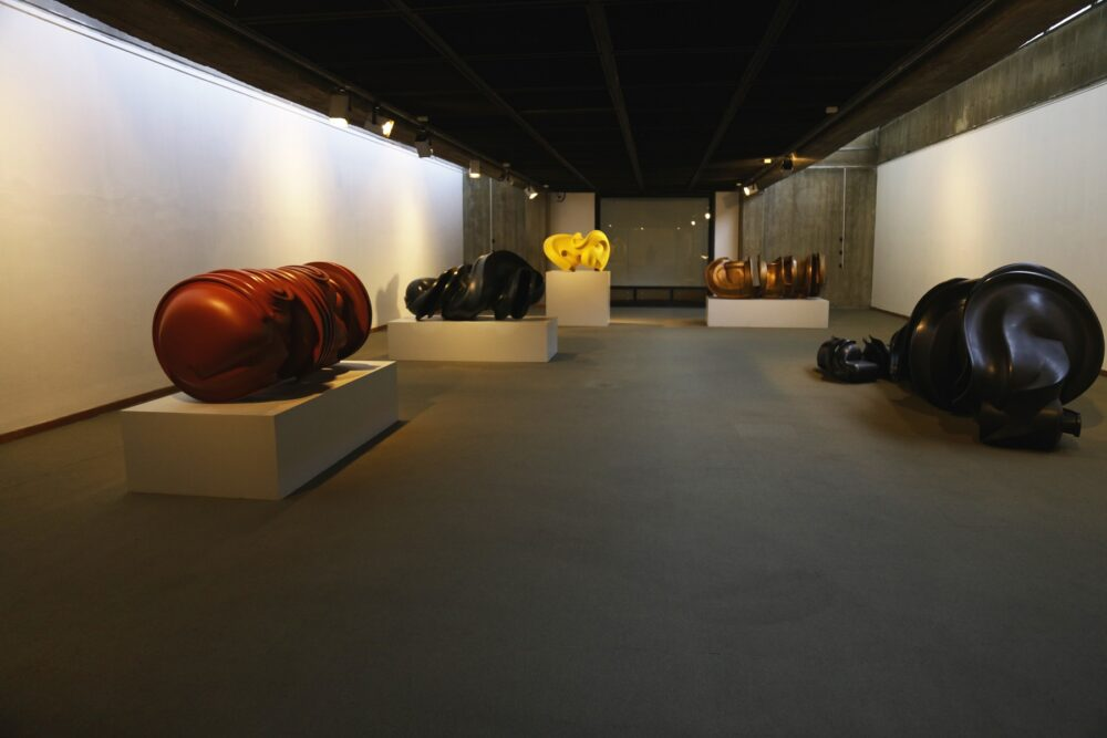 Tony Cragg Early Forms Sculpture