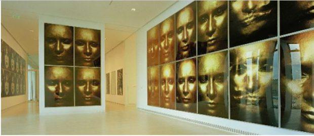 MUSEUM LUDWIG IN BUDAPEST 2006: DIE SONNE UM MITTERNACHT SCHAUEN III/196, 1973