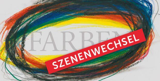 Arnulf Rainer Schau - Die Farben des Malers - Szenenwechsel