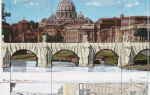 Christo Ponte Sant Angelo St Angelo