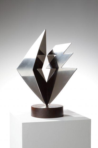 Heinz Mack Skulptur - Idee und Materie