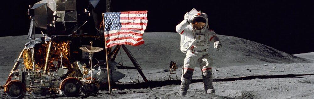 © NASA / Charles M. Duke Jr. (Ausschnitt)