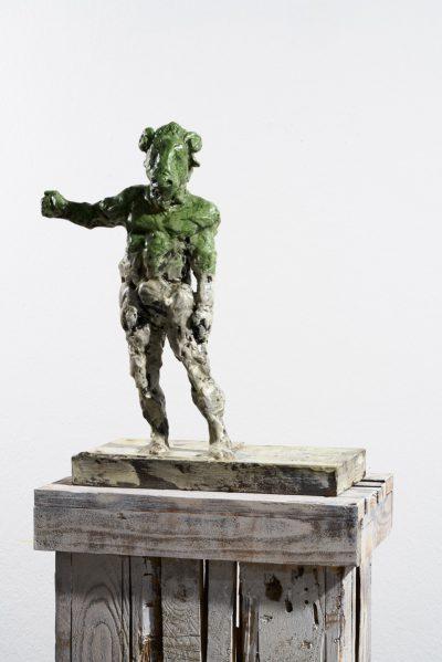 Markus Lüpertz, Sternzeichen – Widder, Skulptur, 2018