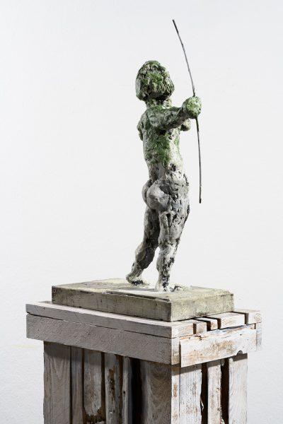 Sternzeichen – Schütze, Skulptur, 2018