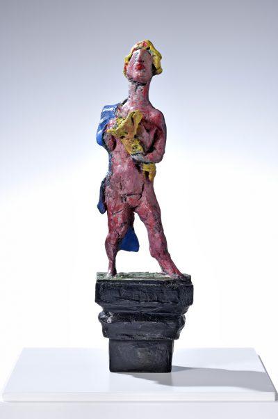Markus Lüpertz, Fortuna, Skulptur, 2013