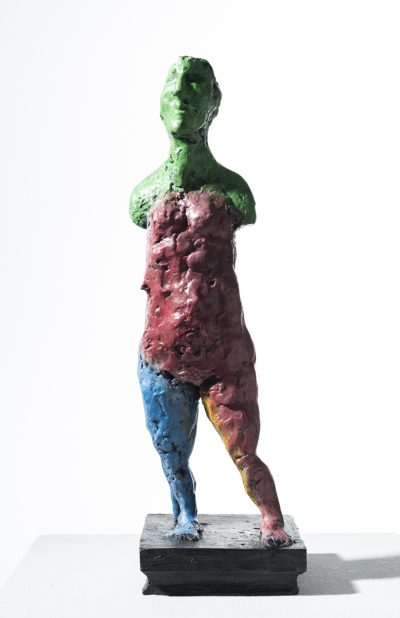 Markus Lüpertz, Susanna, Skulptur, 2015