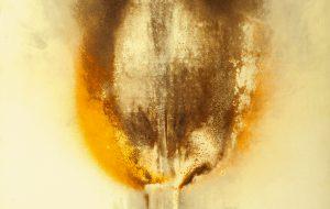 Otto Piene, Lady Fire, 1974/2014