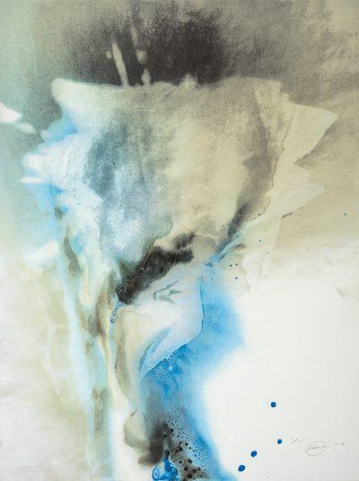 Otto Piene, Wetter, 1974/2014