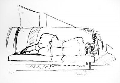 Norbert Tadeusz, o.T., 1991